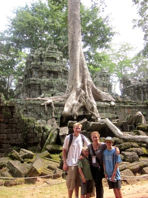 cambodia siem reap angkor wat tomb raider