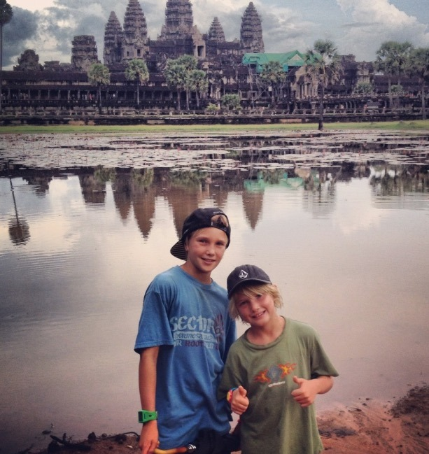 10 best places to travel - siem reap, Cambodia angkor wat
