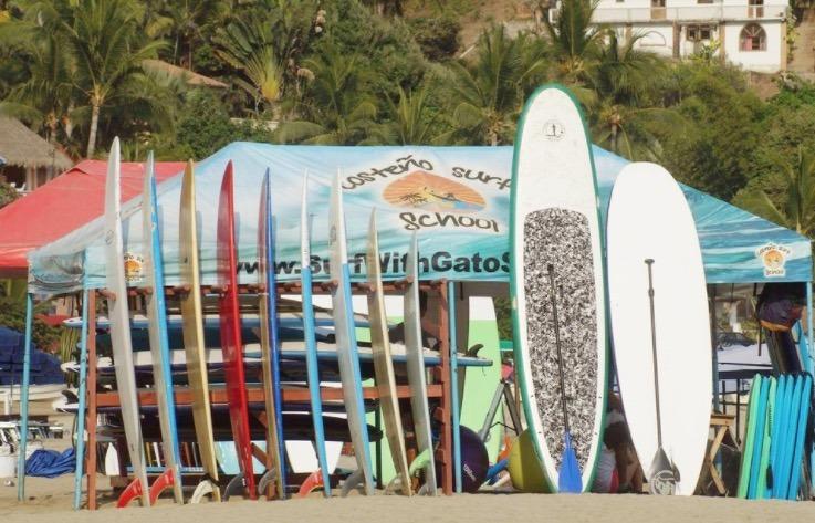 Sayulita, Mexico surf