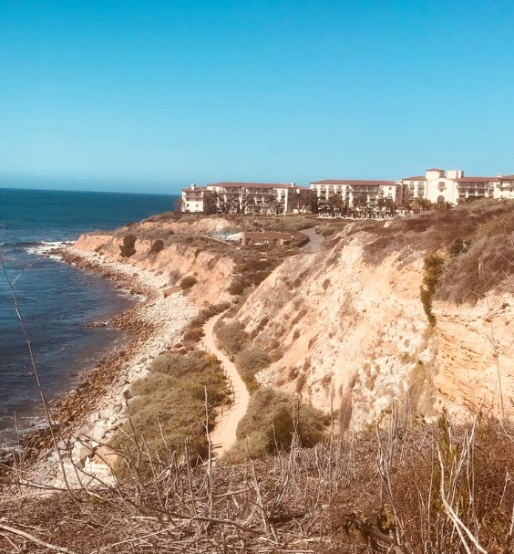 terranea resort palos verdes with friends for summer
