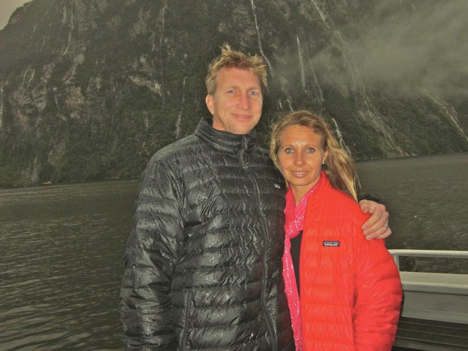 MIlford Sound New Zealand nature