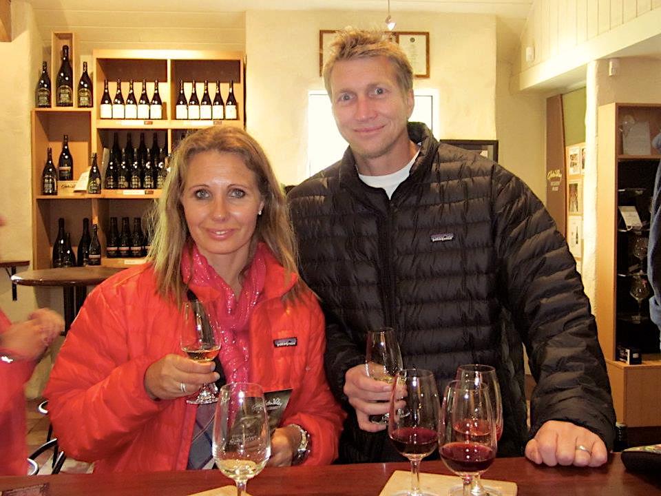 MIlford Sound New Zealand wine