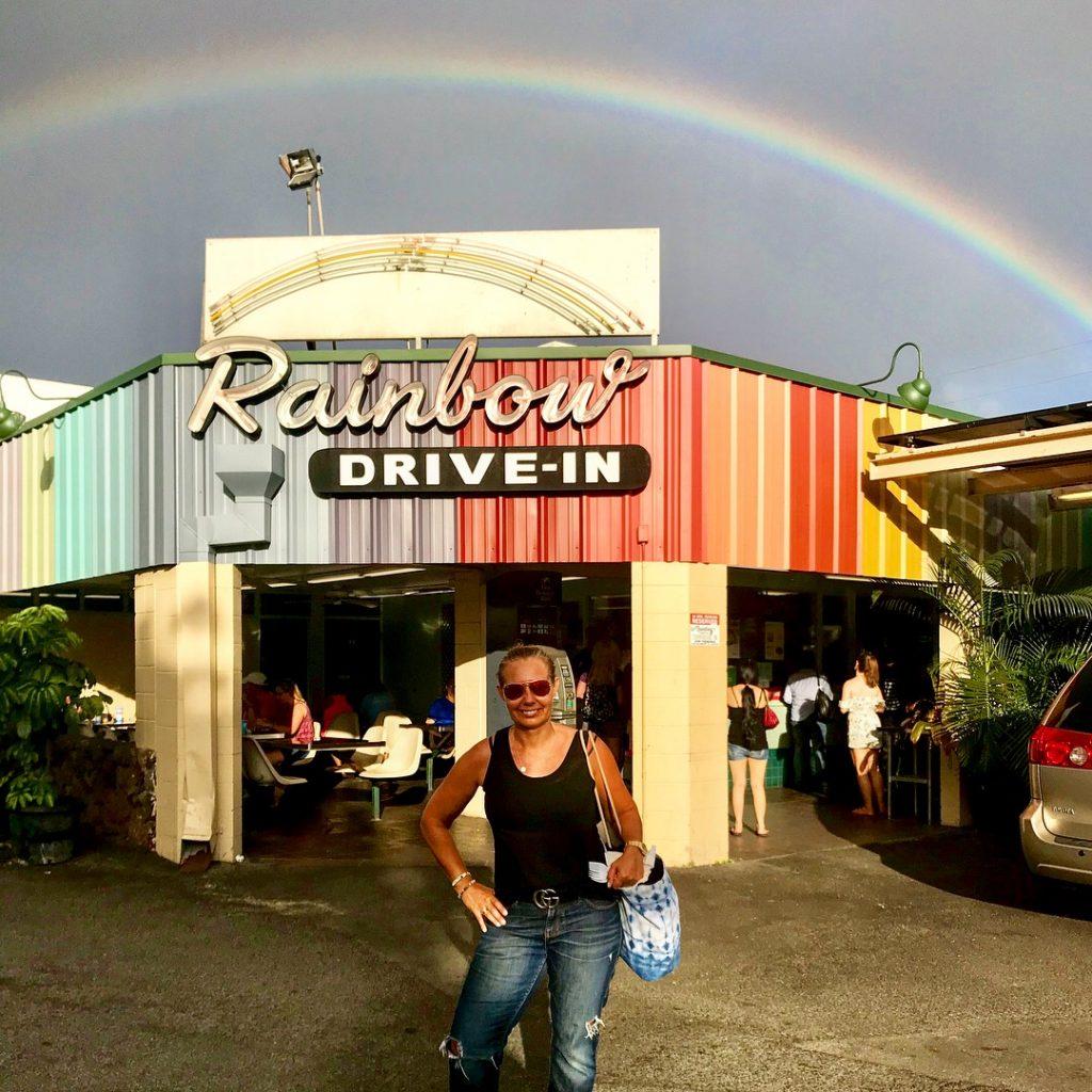 Rainbow drive-in oahu