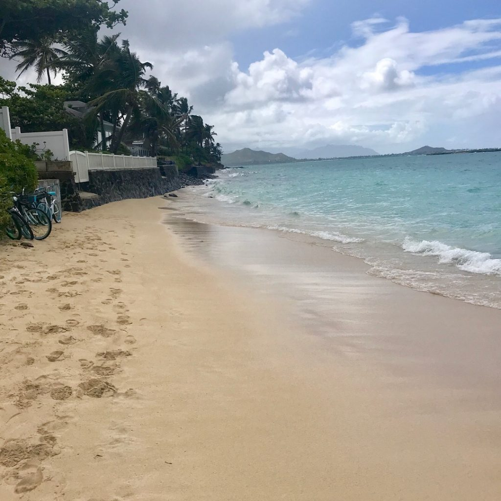 lanakai beach