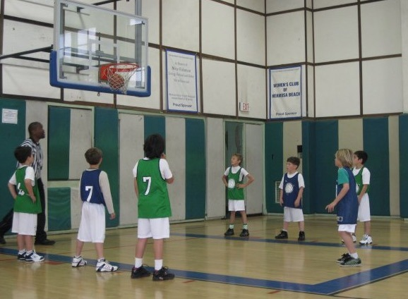 hermosa beach basketball league