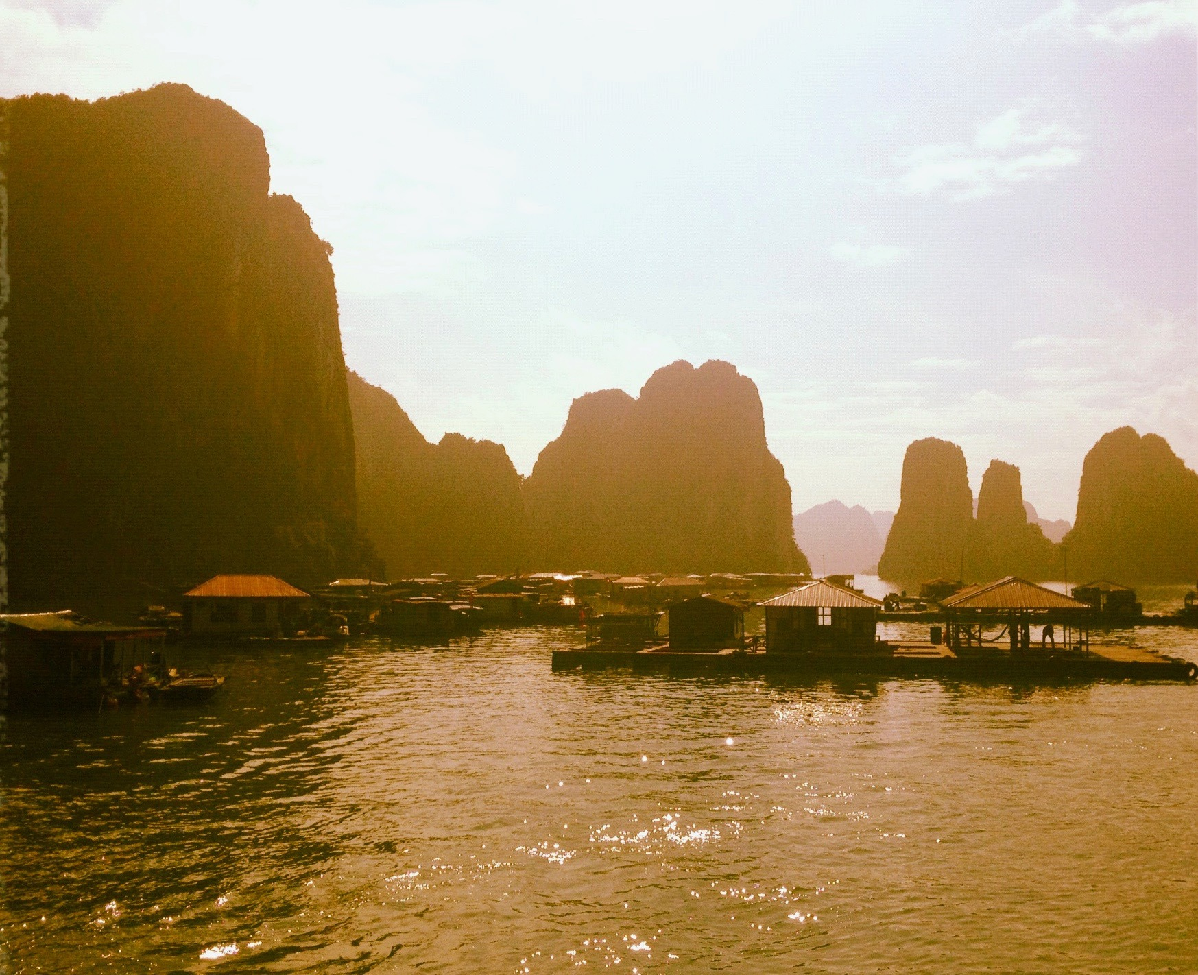 mystical Halong Bay Vietnam