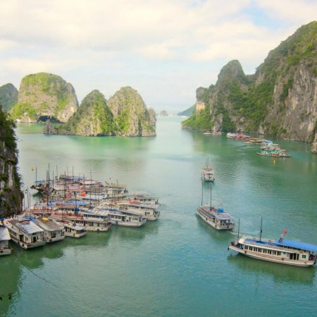 Halong Bay Vietnam is Amazing