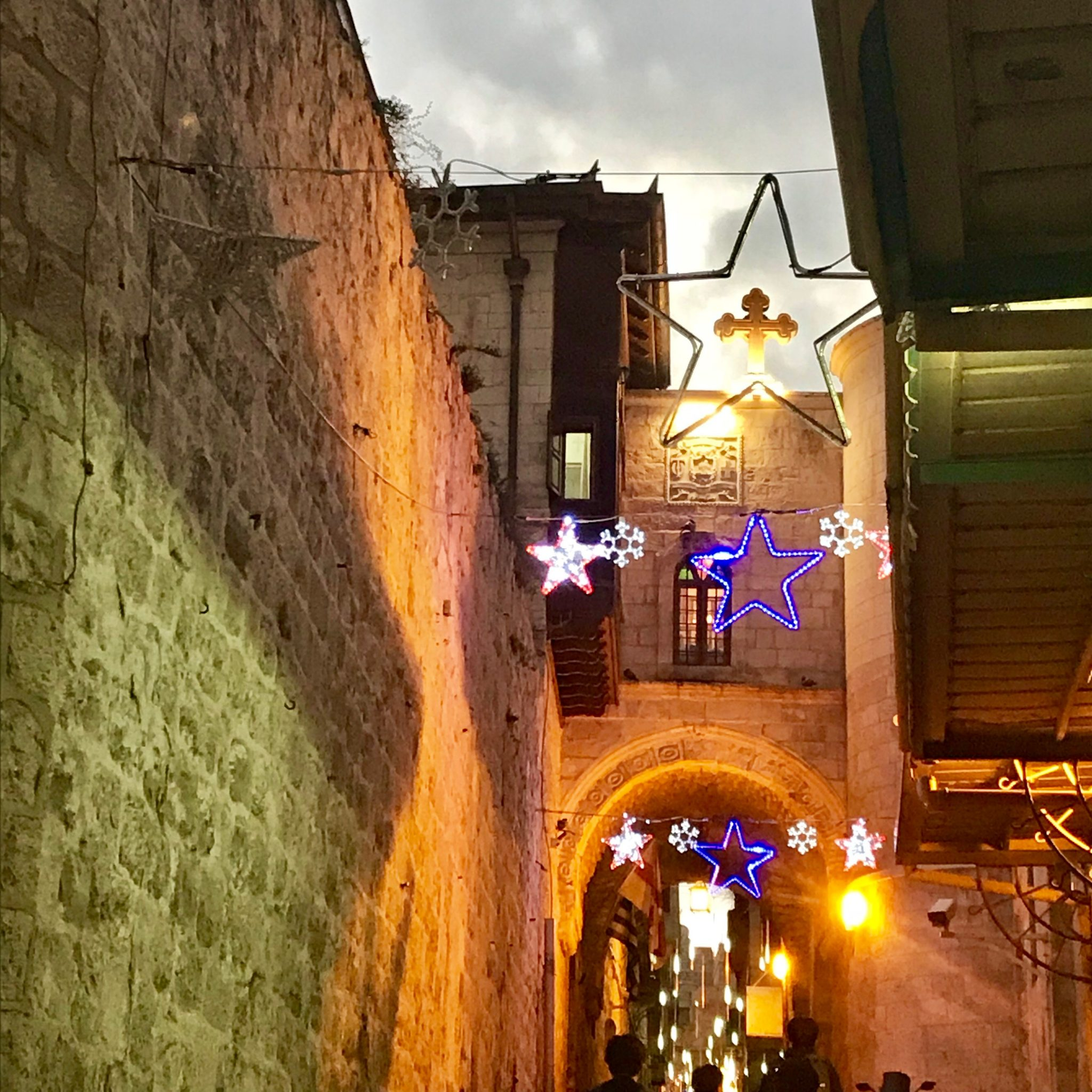 christmas eve in jerusalem and bethlehem