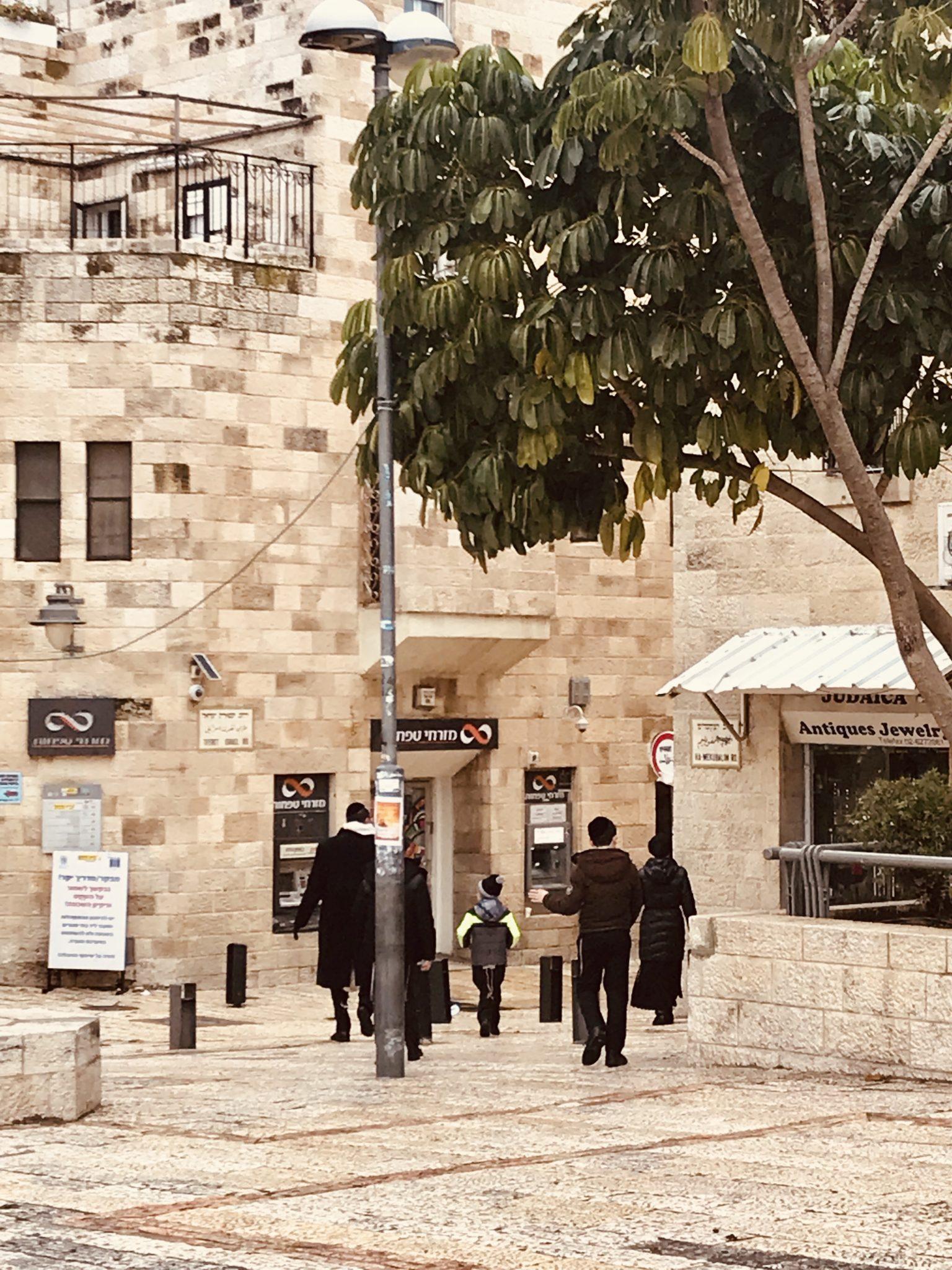 armenian quarter jerusalem