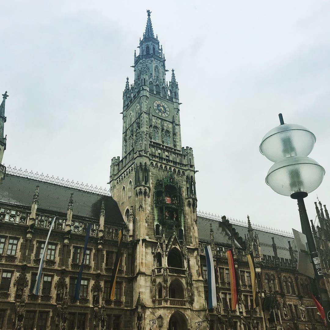 visit marianplatz in munich germany
