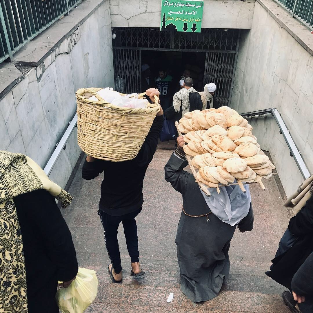 bread in cairo