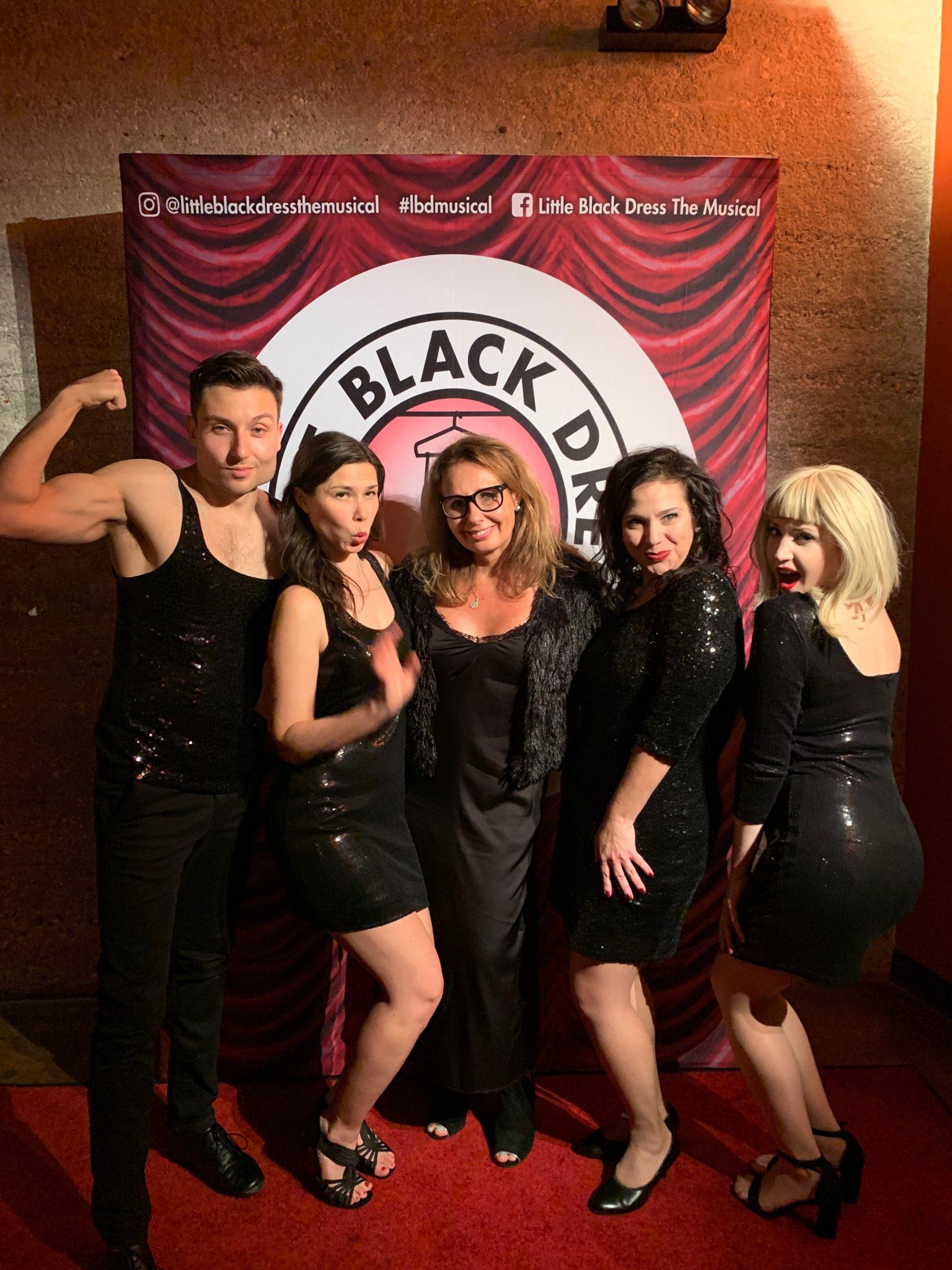 little black dress the musical