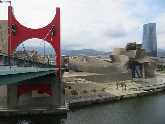 La Salve Bridge - Picture of La Salve Bridge, Bilbao