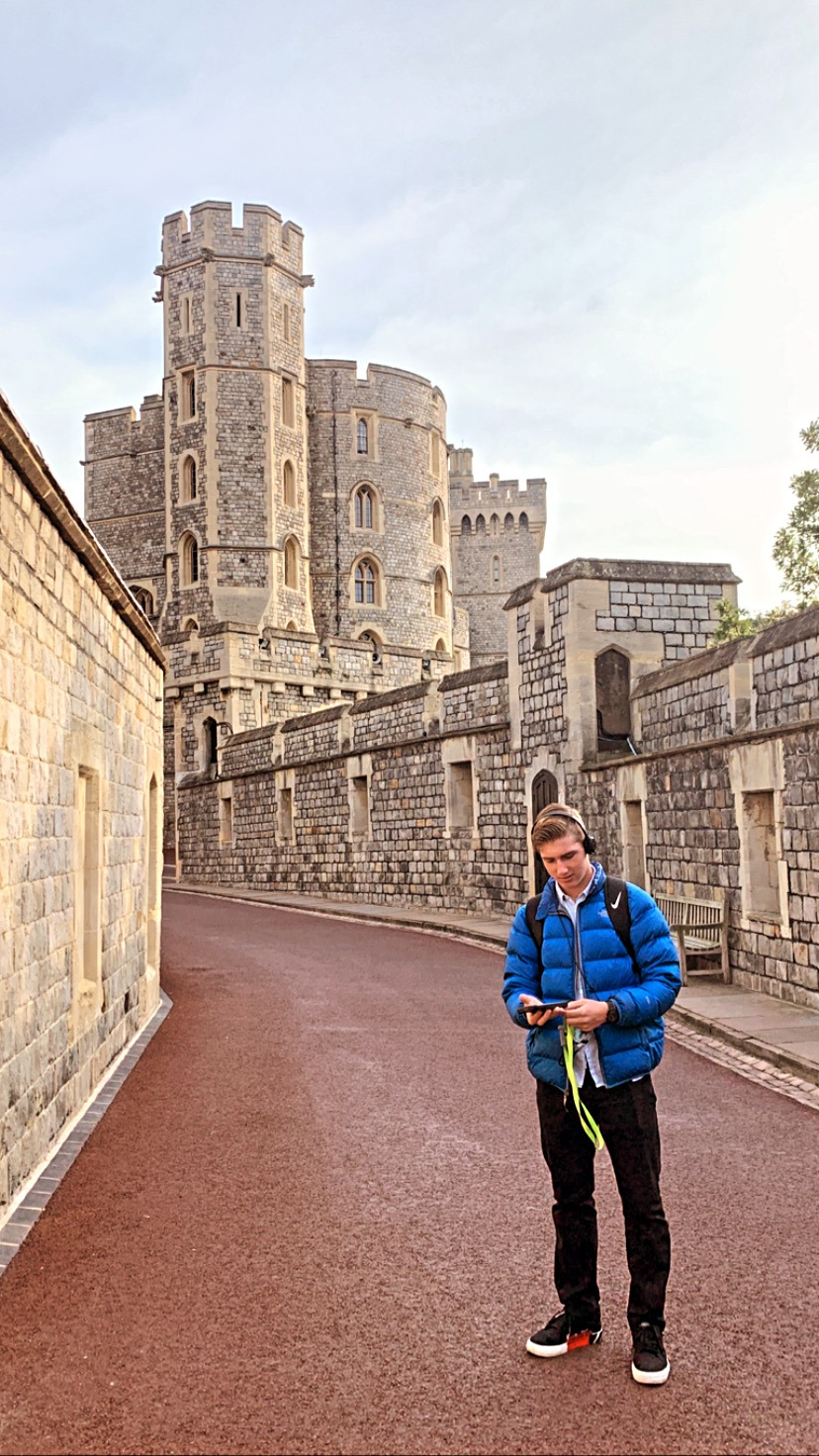 best day trip with kids from london to windsor