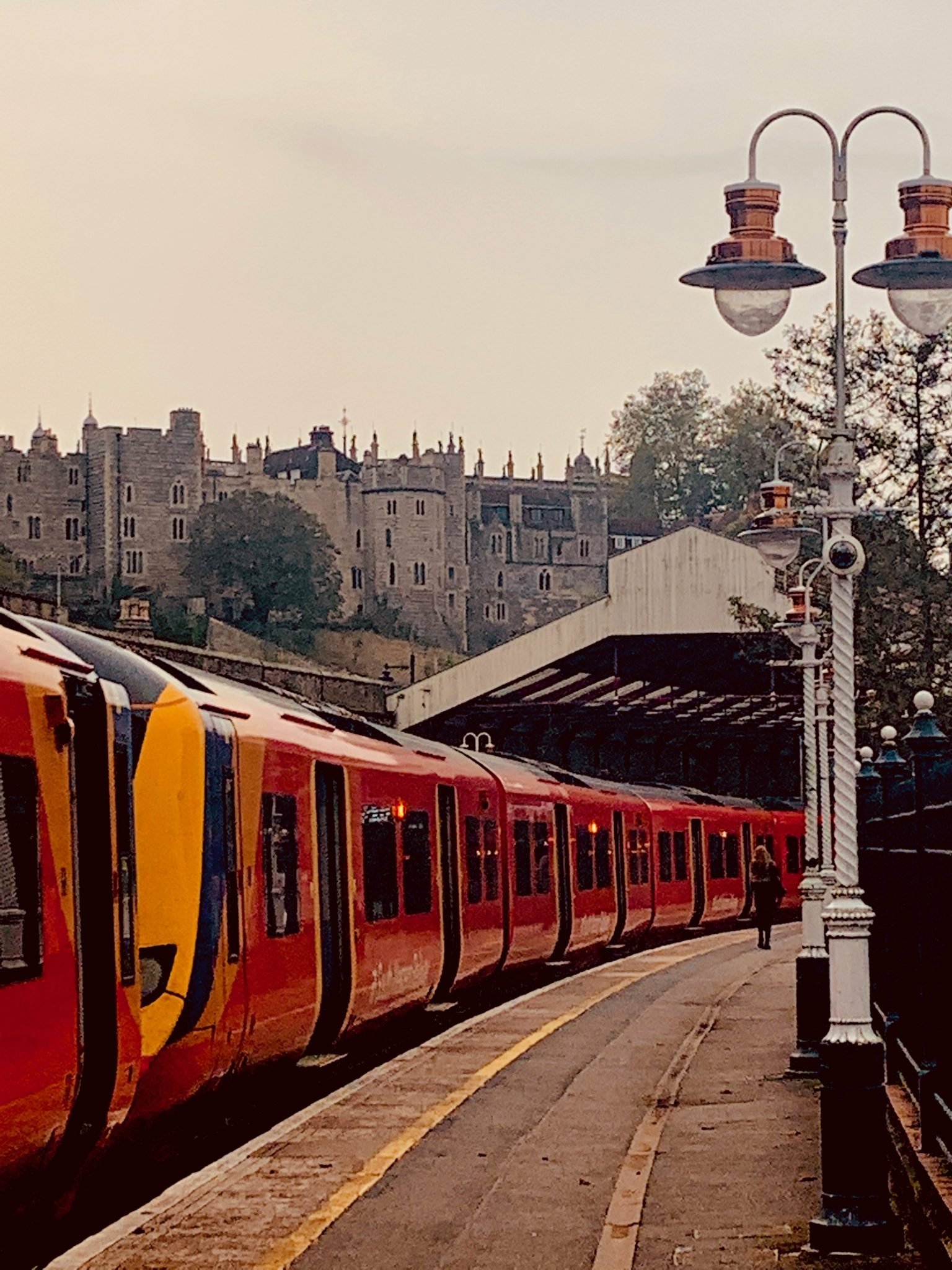 Trains from London to Windsor