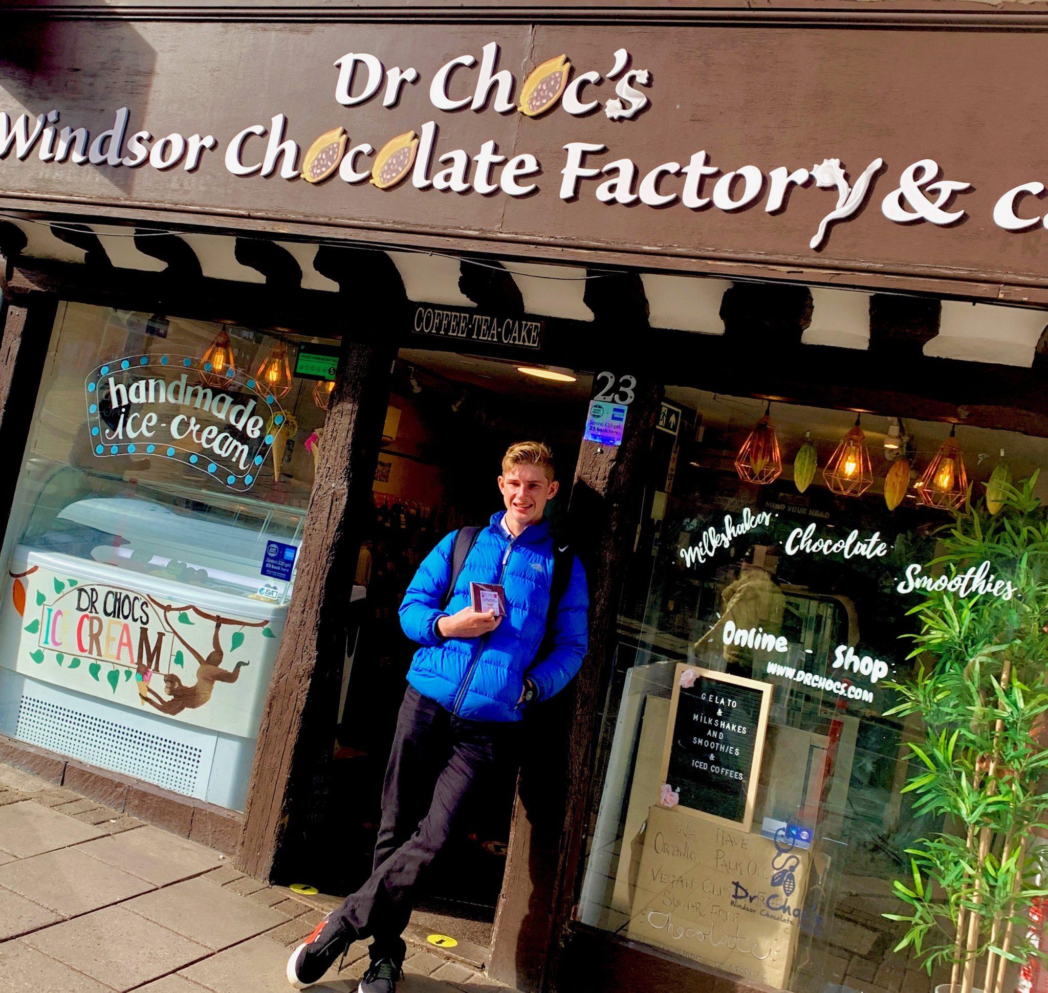sr chocs windsor chocolate factory