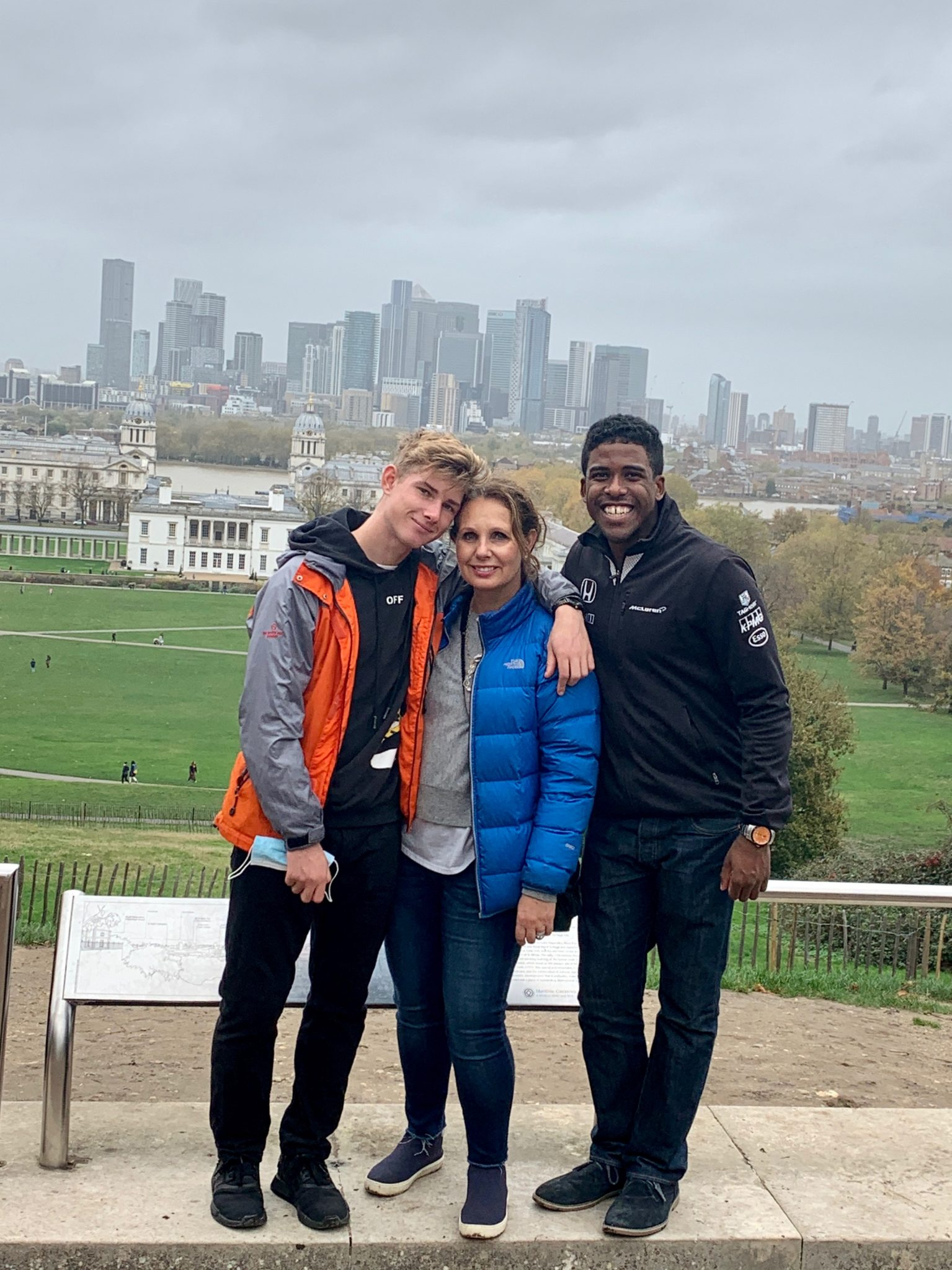 visit greenwich park with kids