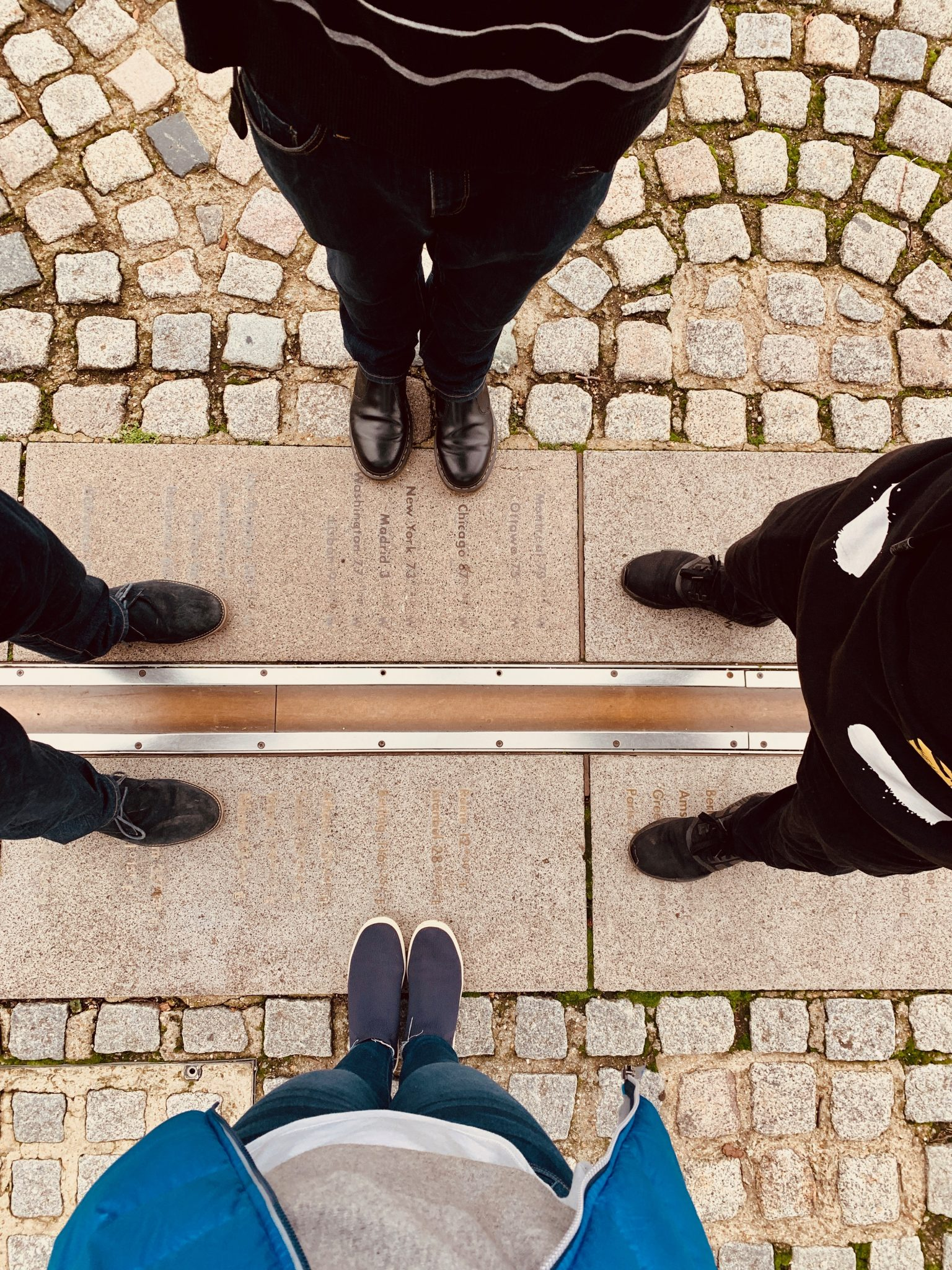 prime meridian line pictures