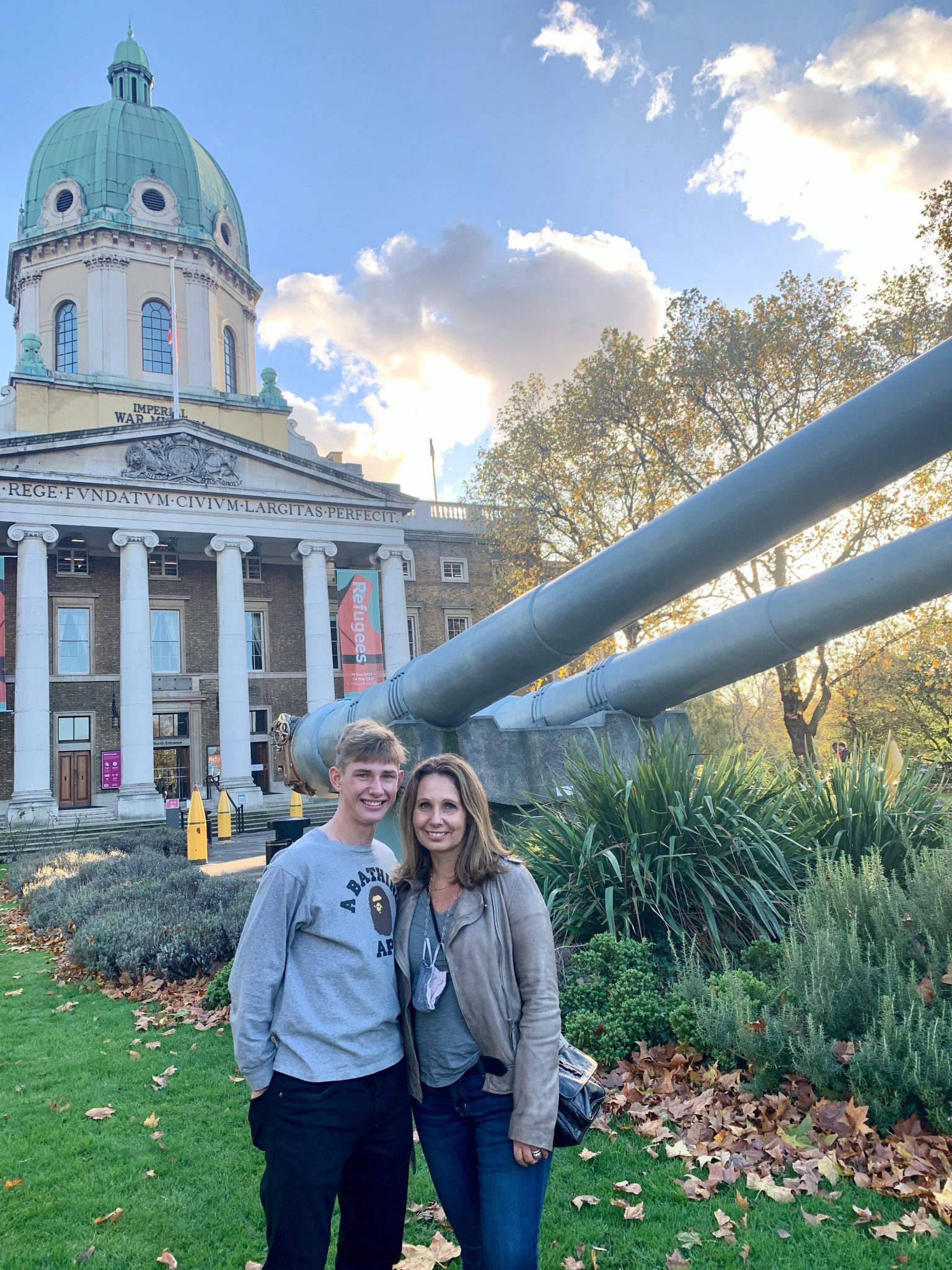 imperial war museum in London