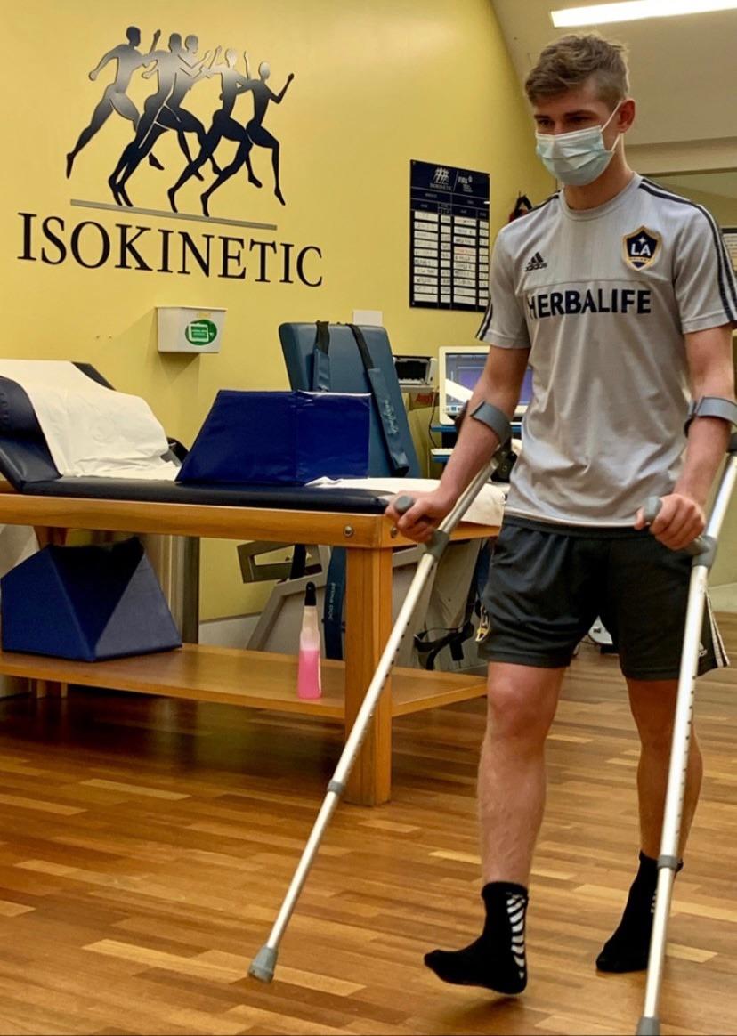 isokinetic london sports rehab student athlete
