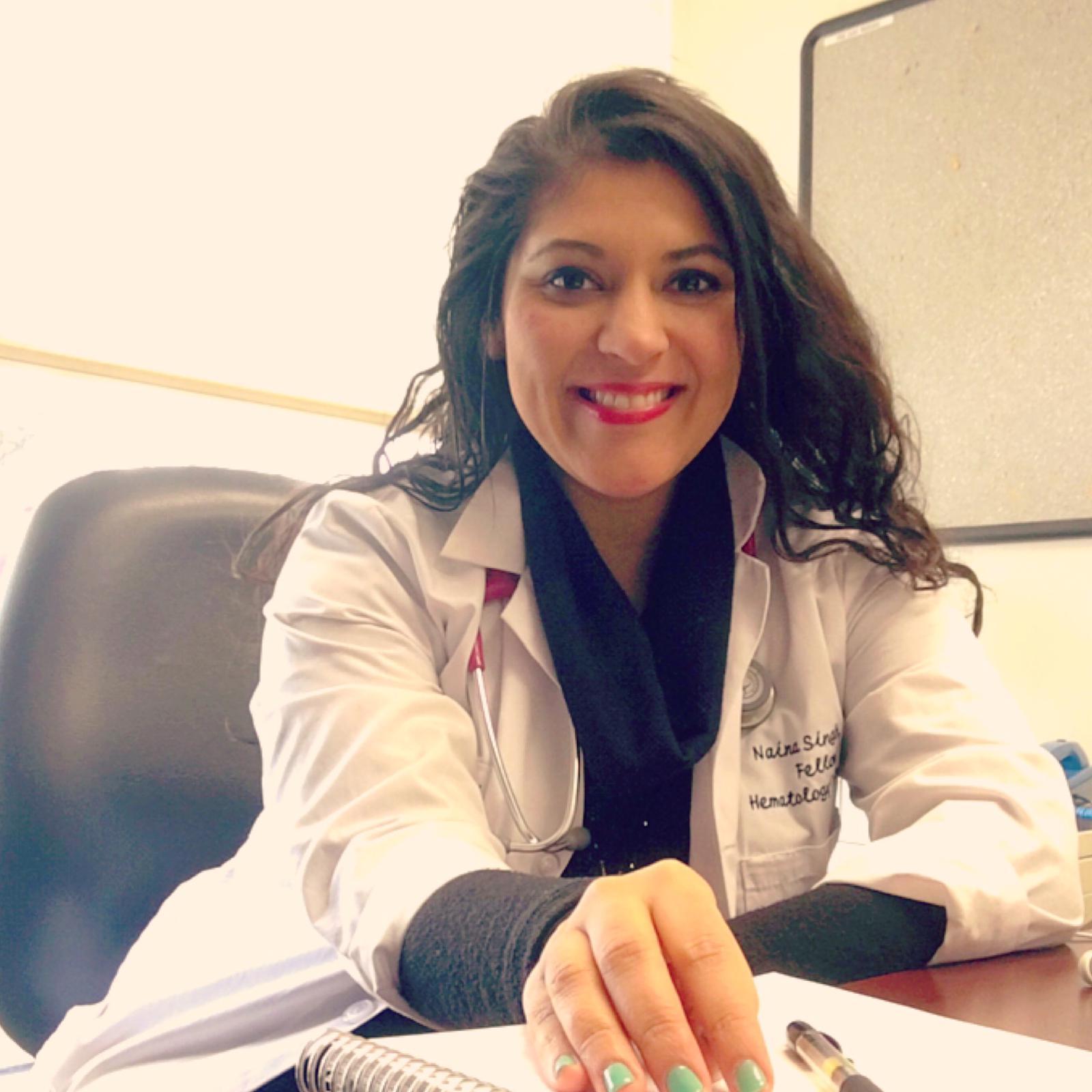 Dr. Naina Mahngar oncologist